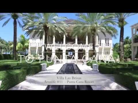 Luxury Villa Rental Punta Cana, Villa Las Brisas