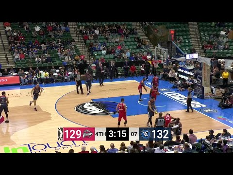 Shane Richards (28 points) Highlights vs. Texas Legends