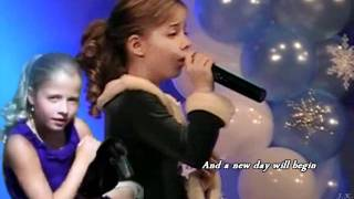 """Musical """"Cats"""" Memory with lyrics by 9 Year old Jackie Evancho"""