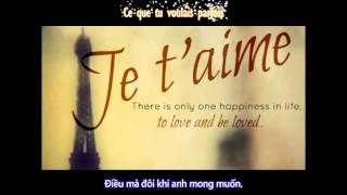 Download Je t'aime - Lorie MP3 song and Music Video