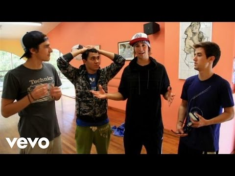 Big Time Rush - City Is Ours (Making of)