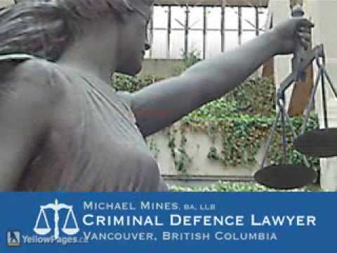 Mines Criminal Law Group - Vancouver