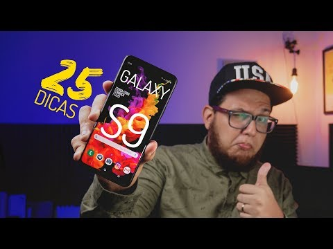🔴 25 DICAS Para O GALAXY S9 Com ONE UI E Android Pie