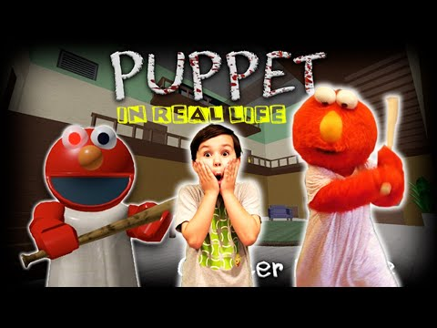 Roblox Puppet In Real Life Skit - Piggy Has A Puppet