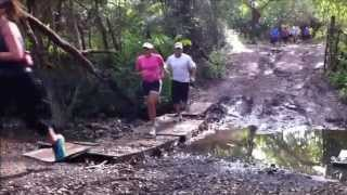 XTERRA Trail Run 8 & 16km Salinas Puerto Rico Series 2013