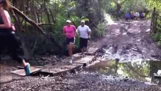 XTERRA Trail Run 8 & 16km Salinas Puerto Rico Series 2013