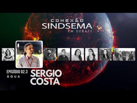 Sergio Costa no Especial sobre Água, do Conexão Sindsema