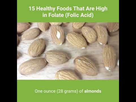 15 Healthy Foods That Are High In Folate (Folic Acid)-Good Foods For Health