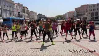 Nota de Amor - Wisin, Carlos Vives ft Daddy Yankee * Zumba by Vitor Monteiro
