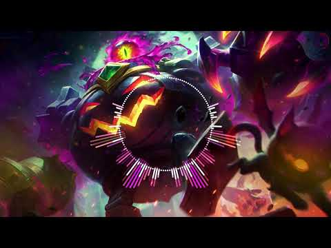 ◤Skin Song◢ ↬ Witch's Brew Blitzcrank ↬ Earthquake [ 4K ]