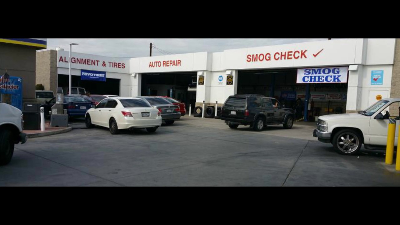 Smog Check And Test In South Gate Ca Call 562 746 0360