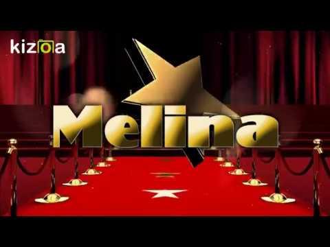 WWE Melina=Theme Song  Custom Made Titantron Return :-)