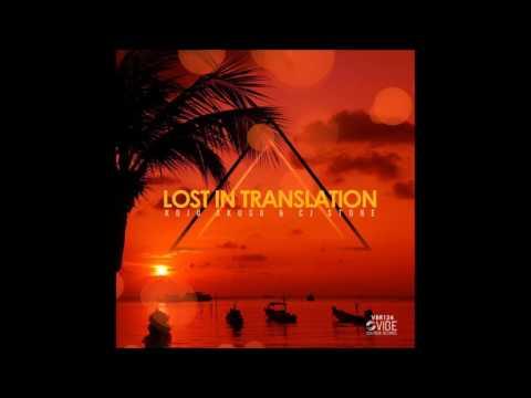 Kojo Akusa & CJ Stone - Lost In Translation (Original)