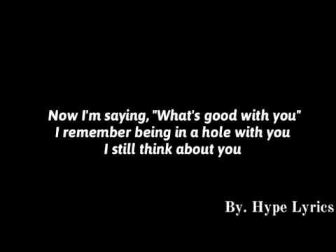 A Boogie - Still Think About You (Lyrics)