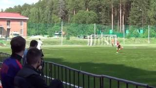 ГОЛЫ.УРАЛ-2-АМКАР-Ю(4-0) Соболев-2,Иванов Гр.,Бабушкин.