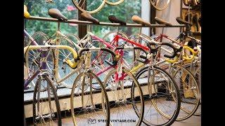 About Steel Vintage Bikes