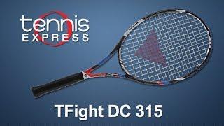 Tecnifibre TFight 315 DC Tennis Racquet Review | Tennis Express