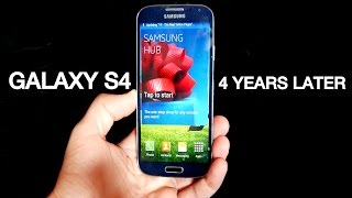 samsung galaxy s4 4 years later