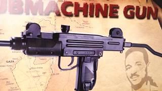 KWC Submachine gun Noir CO2 Blowback 1.5J KCB-07HN #DMdiffusion