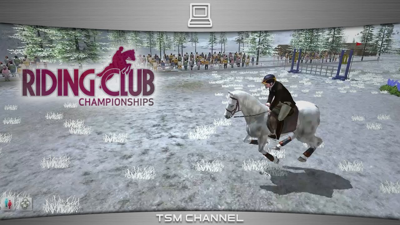 Riding Club Championships (part 9) (Horse Game) - YouTube