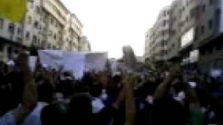 Vidéo-0005 Maroc 26 Juin Tanger 2 milions manifestons  تسونامي طنجة