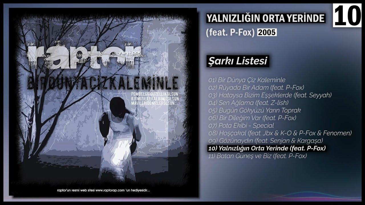 Raptor - Yalnızlığın Orta Yerinde (feat. P-Fox) (2005) (Official Audio)