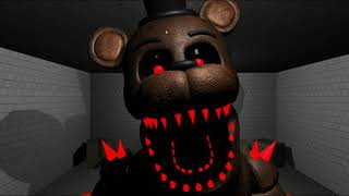 Sinister: Hacked Origins full game. story mode, freddy, bonnie, chica and foxy. all extras