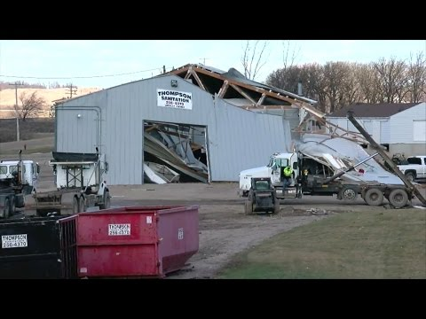 Clarks Grove Damaged By March Tornado