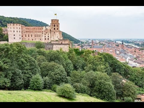 #360Video: Romantisches Heidelberg | DW Deutsch