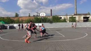 """Kherson Streetball Cup 2017"" 1/4 ""Зачем регистрация на сайте"" - (Херсон)"