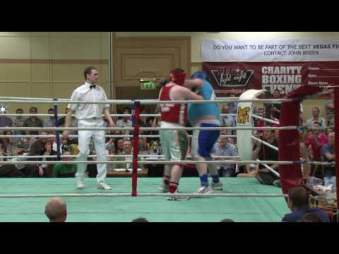 Charity Boxing Armagh - Mad Max Derry  -V