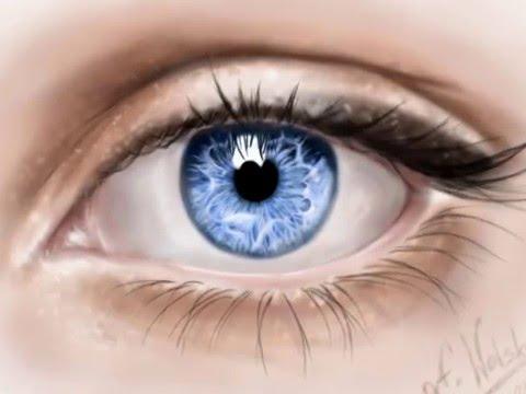 Digital painting realistic eye paint tool sai youtube digital painting realistic eye paint tool sai ccuart Images