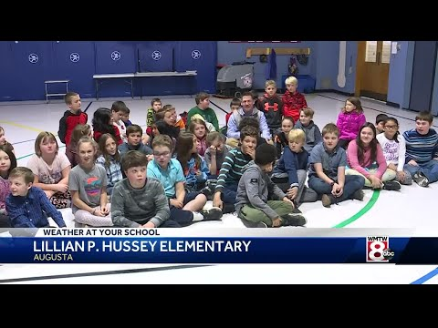 Weather At Your School: Lillian P. Hussey Elementary
