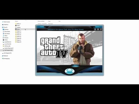 Download and Install Grand Theft Auto IV Free Full Version for Windows 7/8/8.1/10