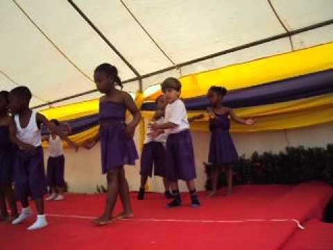 danials African cultural dance