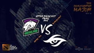 [DOTA 2 LIVE PH] Team Secret VS Virtus.pro |Bo3| The Kuala Lumpur Major Main Stage UB