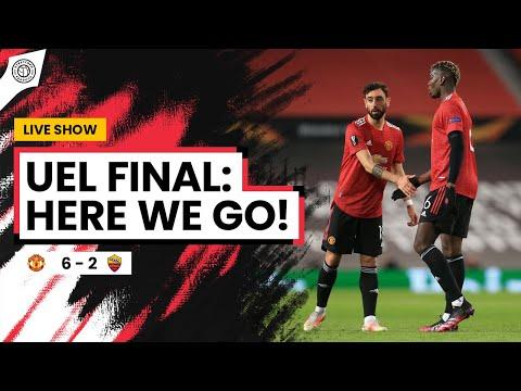 Solskjaer Books UEL Final Date! | Man United 6-2 Roma | Europa League Review