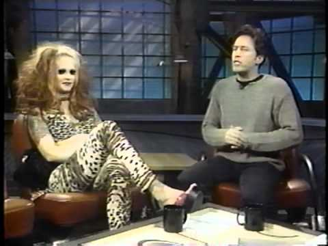 Theo Kogan (Lunachicks) on Jon Stewart Show & Mike Watt's 2nd song.