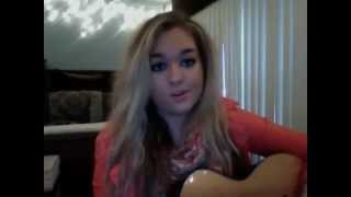 Crying on a Suitcase (Casey James)-Dani Jamerson cover