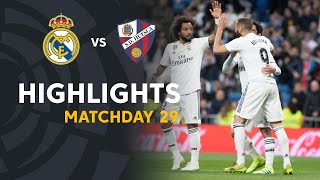 Highlights Real Madrid vs SD Huesca (3-2)