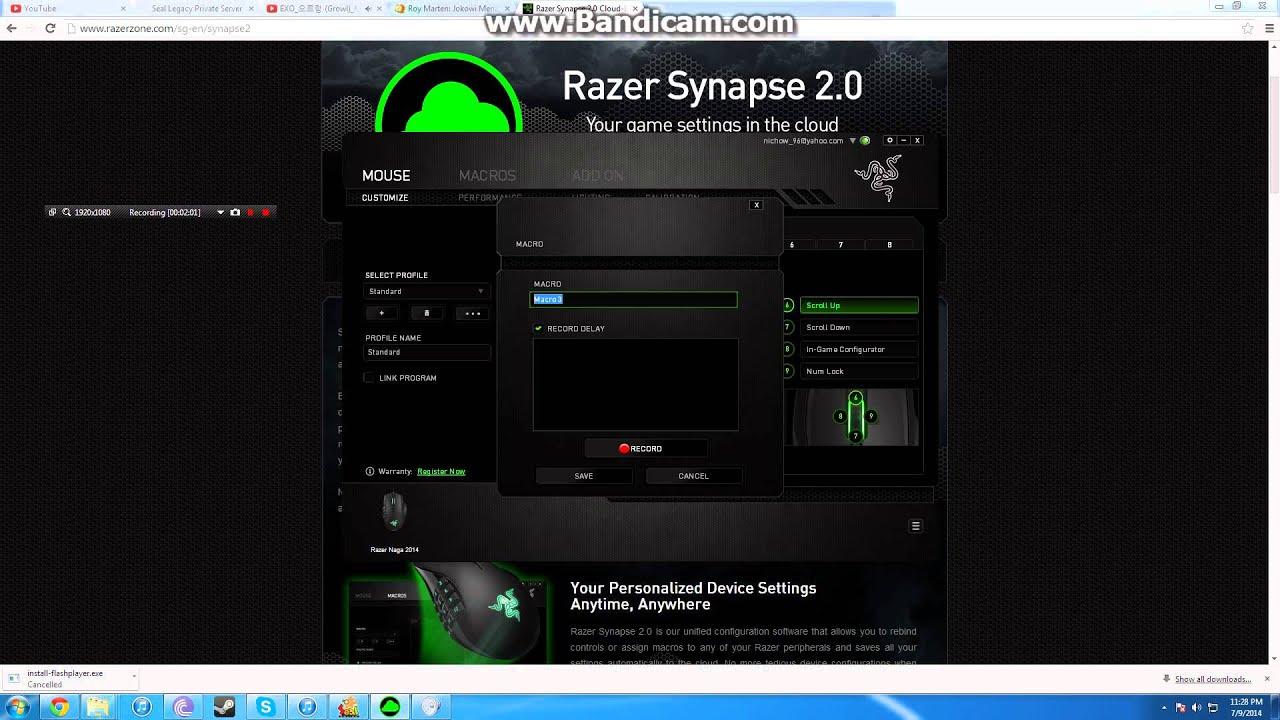 Razer Macro – HD Wallpapers