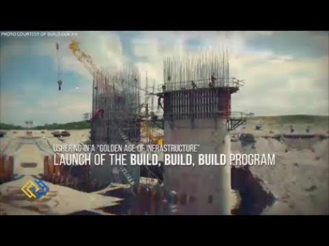 The ambitious Philippine Infrastructure Program called Build Build Build