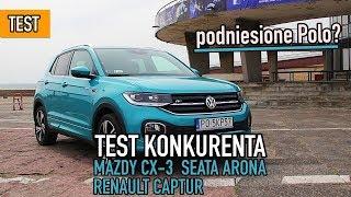 Volkswagen T-Cross 1.0 TSI 115 KM: Konserwatywny crossover - #276 Jazdy Próbne