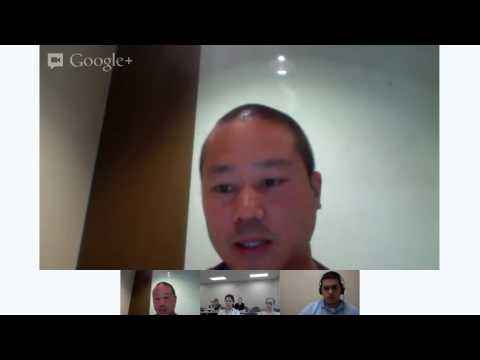 Startup Spotlight // Tony Hsieh, CEO of Zappos.com, Inc.