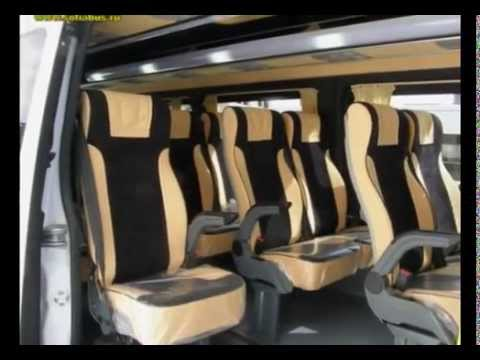 Mercedes-Benz Sprinter Mercedes-Benz 515 2008/2 - YouTube