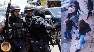 Police REALLY Run Left Di Scene In Maypen And Mek Di Man Dem Go Away