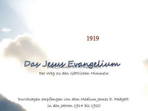 Das Jesus Evangelium - 1919