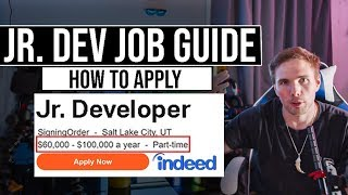 The Jr. Developer Job Guide   How to apply - 1st Edition #grindreel
