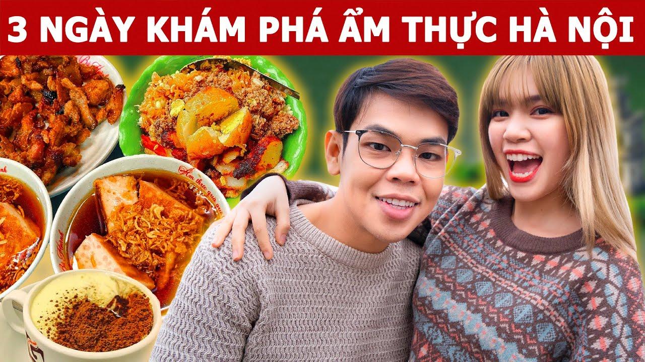 Du lịch Hà Nội 3 ngày khám phá ẩm thực | Oops Banana Vlog 261 (Agoda Tập 2)