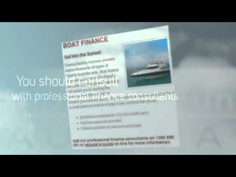 The Best Finance Plan For Your Marine vessel | 1300 855 451